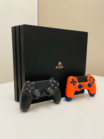 Sony PlayStation PS4 Pro 1Tb + Бонусы