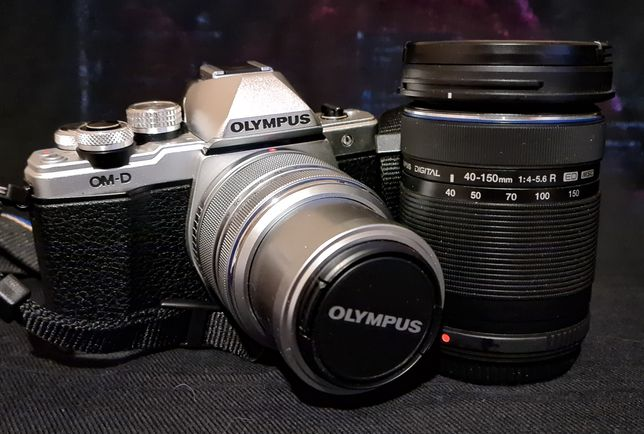 Olympus OM D 10 mark II gwarancja