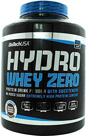 BIOTECH USA Hydro Whey Zero 1816 gram smak czekoladowy