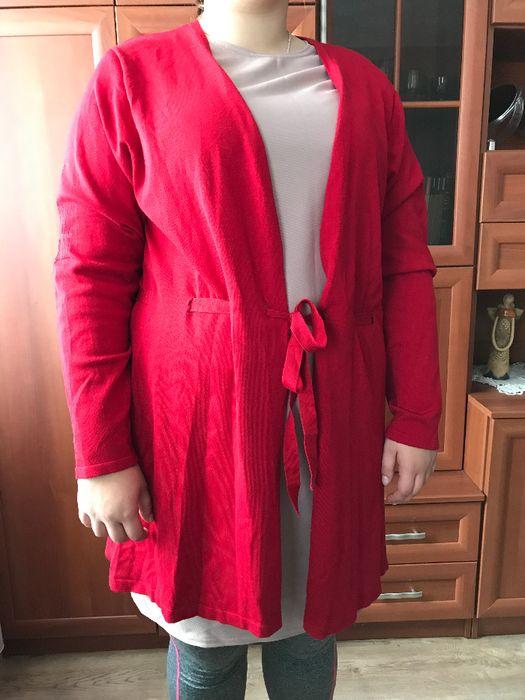 Nowy czerwony sweter ZIZI Myślibórz - image 1