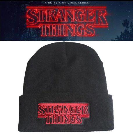 Шапка ОСД - Stranger Things ( USA )