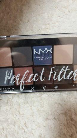 NYX perfect filter палетка тени косметика