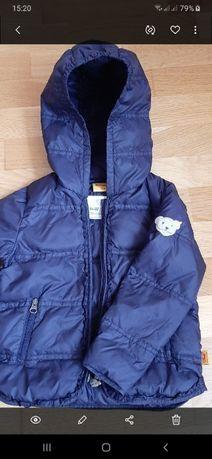 куртка курточка пуховик для хлопчика чи дівчинки весна-осінь 170грн