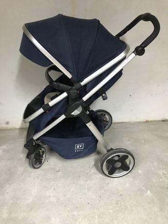 Carrinho bebé trio OFERTA ESPREGUIÇADEIRA