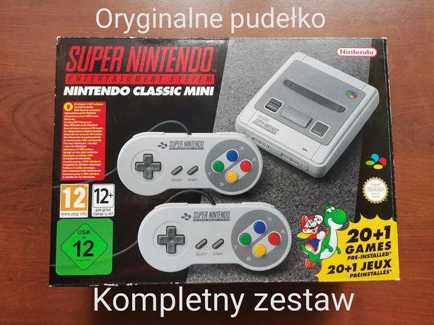 Konsola SNES Super Nintendo Entertainment System Classic Mini