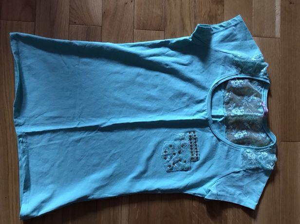Koszulka bluzeczka damska dziewczeca xs/s wysylka olx