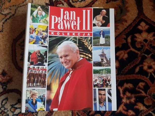 Książka Jan Paweł II kolekcja