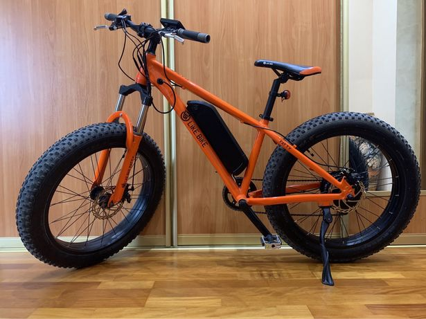 Продам электровелосипед like bike fatty