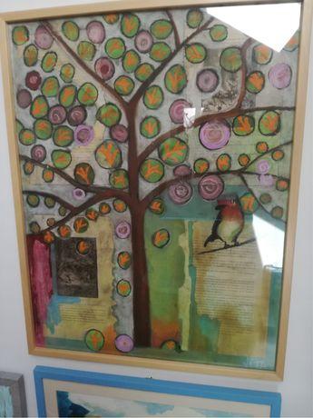 Pinturas a oleo de Lita Gautier