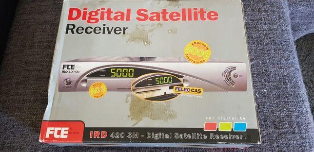 Receptor Digital de Satélite