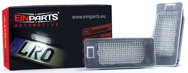BMW E90 E91 E92 E93 X5 X6 E39 E60 E61 E82 E88 Lampki TABLICY LED