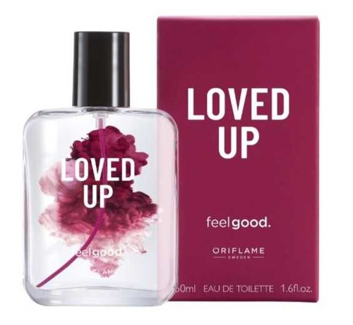 Perfumy LOVED UP oriflame