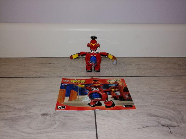 Lego Mixels 41563 Seria 8 SPLASHO. OPIS.