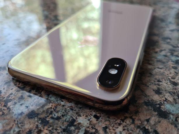 iPhone XS 64Gb Gold (R-Sim в подарок)