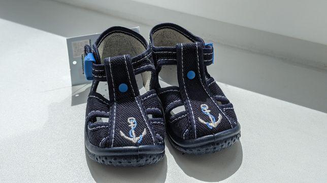 Сандалі для хлопчика Zetpol розмір 19 (сандали)