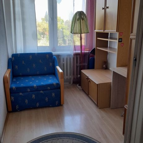 1 osobowy pokój w mieszkaniu studenckim