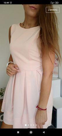 Dziewczeca sukienka