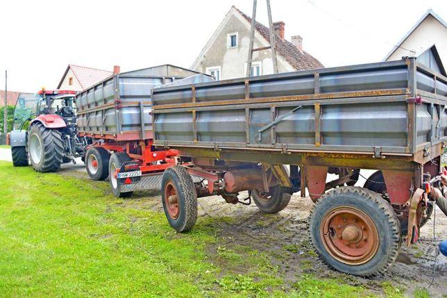 Nadstawki burty przyczepy rolniczej burty d47 d55 brandys zabudowa hl