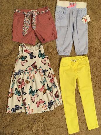 Продам джегинсы,джинсы,капри,сарафан,платье,шорты для девочки