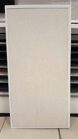 Nowość !!! Fornir kamienny Mint White 2MM 122x61x0,2 cm/ściana/meble