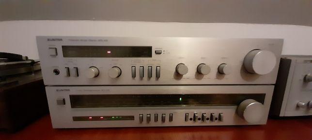 Unitra Ws418 tuner Unitra As618 zestaw stereo