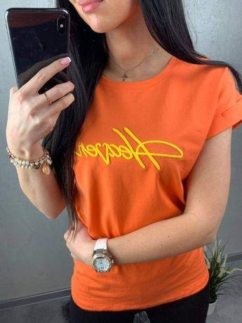Tshirt damski Heaven uni nowa kolekcja wiosna 2021