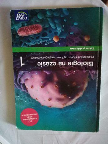 Biologia na czasie 1, zakres podstawowy, Nowa Era, 2019