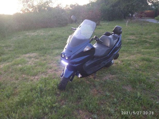Максискутер 250 cc. аналог маджести 250