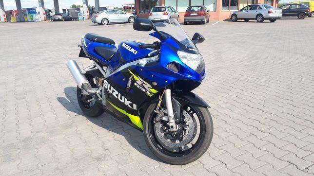 Suzuki GSX-R 600 K3 2001rok