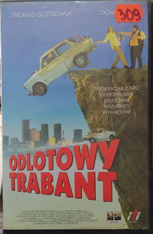 ODLOTOWY TRABANT !!! Kaseta VHS video !!!