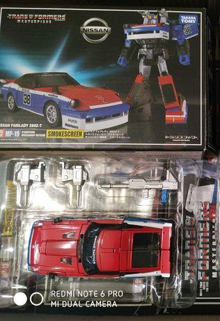 Transformers Masterpiece colecção, 7MPs 750€