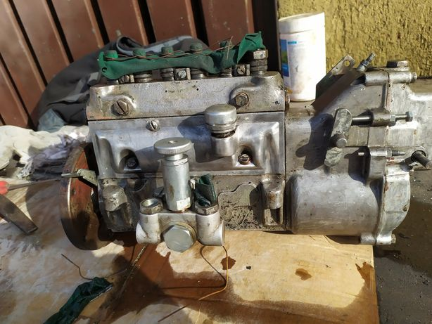 SW 400 Leyland pompa wtryskowa TURBO