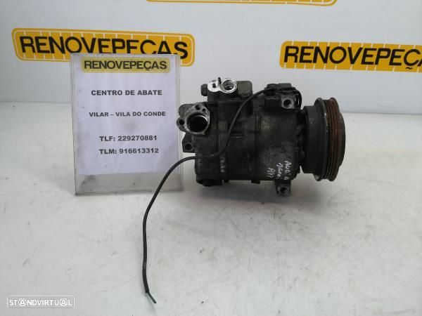 Compressor Do Ar Condicionado Audi A4 (8D2, B5)