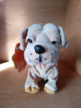 Игрушка Собака-робот Nice Dream интерактивная, голосовое управление