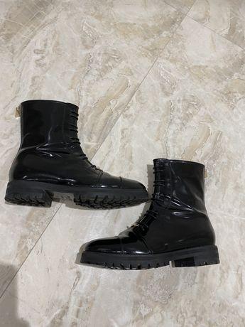Ботинки Jimmy Choo оригинал!( ботильоны)Gucci Chanel Dior
