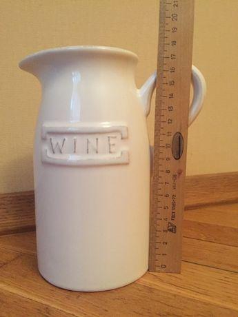 Кувшин Батлерс Butlers кувшин для вина новый кувшин фаянс