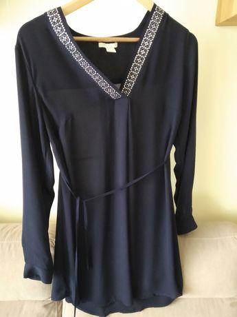 NOWA bluzka tunika ciążowa H&M rozmiar S