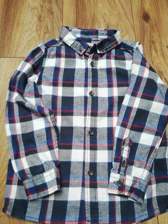 Świetna koszula krata 104