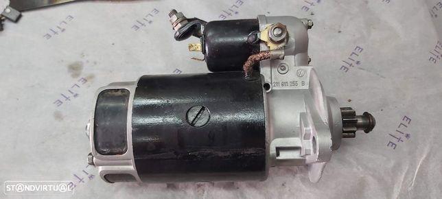 Motor de arranque vw carocha Garbe Lahnmeyer 12V, recondicionado e com garantia