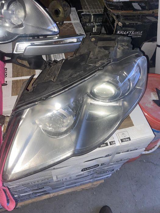 Lampa przednia lewa bixenon VW Passat b6 Międzyrzecz - image 1