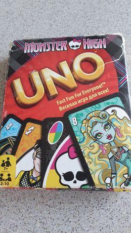 Настольная игра UNO Monster High
