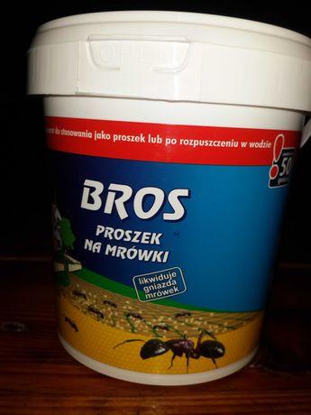 Брос, порошок от муравьев, ведро, 500г, Bros