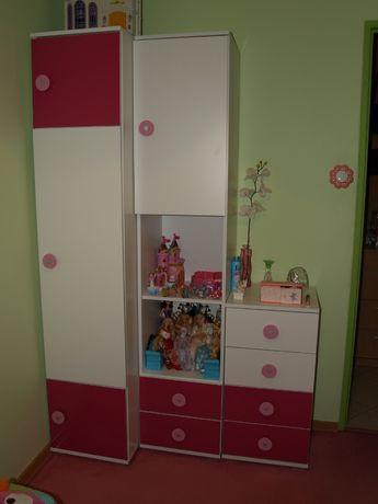 Komplet mebli dla dziewczynki