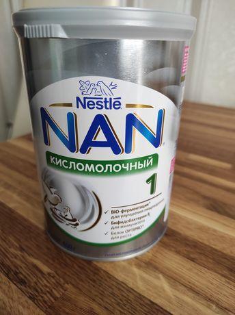 Продам смесь NAN кисломолочный 1