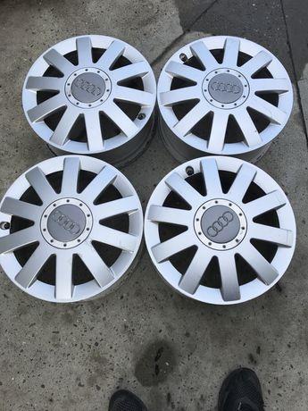 Продам диски литі 5/100/16 Audi