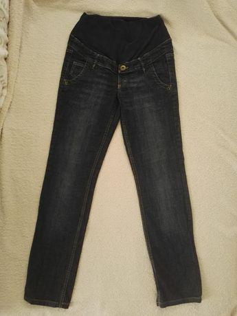Spodnie ciążowe h&m S 36 dżinsowe, 44 XXL z materiału