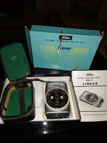 Fotómetro Toshiba PE-1 Linear