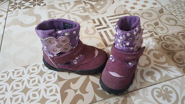 Geox демисезонные сапоги, ботинки 23р