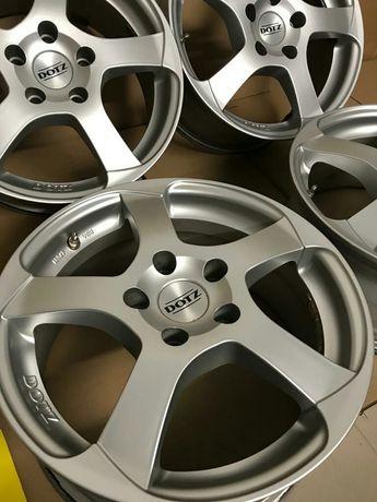 Felgi 16 cali DOTZ 5x112 VW, Audi, Skoda, Seat