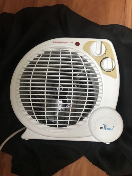 Тепловентелятор, обігрівач